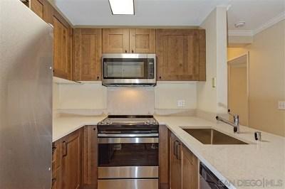 San Diego Condo/Townhouse For Sale: 3440 Lebon Drive #4207