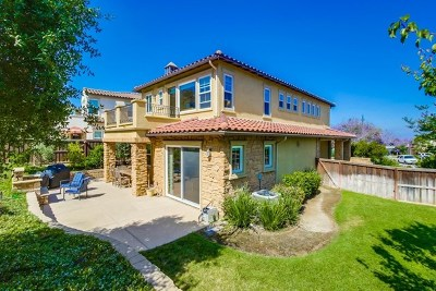 Carlsbad Single Family Home For Sale: 7228 Sitio Arago