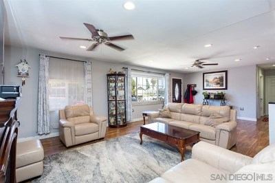 San Diego Single Family Home For Sale: 4514 Cochise Way