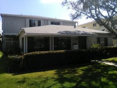 Imperial Beach Multi Family Home For Sale: 217 Daisy Avenue