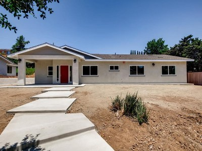 Escondido Single Family Home For Sale: 2230 Sunset Dr.
