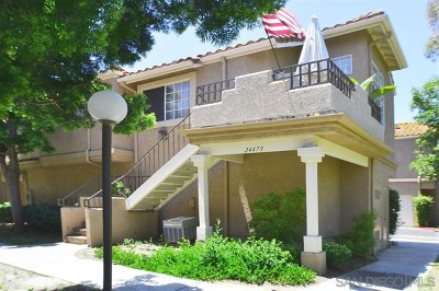 Laguna Niguel Condo/Townhouse For Sale: 24479 Mozer Dr