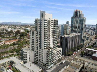 San Diego Condo/Townhouse For Sale: 1441 9th Ave #305