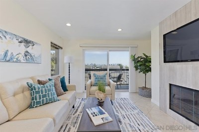 San Diego Condo/Townhouse For Sale: 3903 California St #10