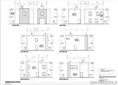 San Diego Multi Family Home For Sale: 532 Cesar E Chavez