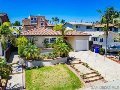 San Diego Multi Family Home For Sale: 1812 Diamond St.