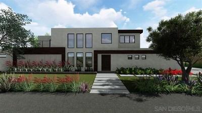 Solana Beach Single Family Home For Sale: 456 S Nardo Ave
