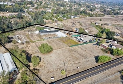 Vista Residential Lots & Land For Sale: 1629 Sunset Road