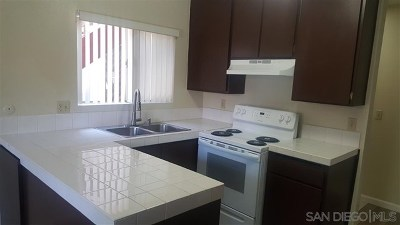 San Diego CA Condo/Townhouse For Sale: $350,000