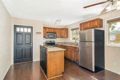 San Diego CA Condo/Townhouse For Sale: $249,000