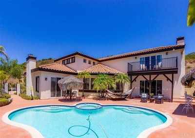 Poway Single Family Home For Sale: 12625 Gate Dr