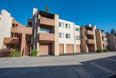 Bonita Condo/Townhouse For Sale: 2920 Briarwood Road #J10