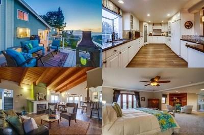 San Marcos Single Family Home For Sale: 1629 Via Allondra