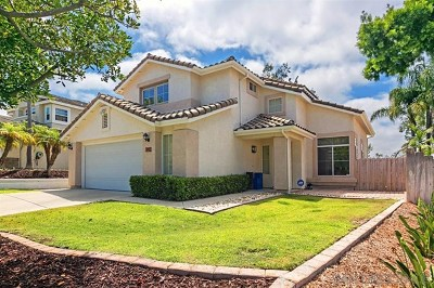 Oceanside Single Family Home For Sale: 937 Masters Dr