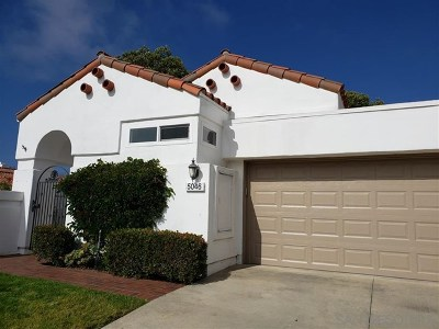 Oceanside Single Family Home For Sale: 5046 Caesena Way