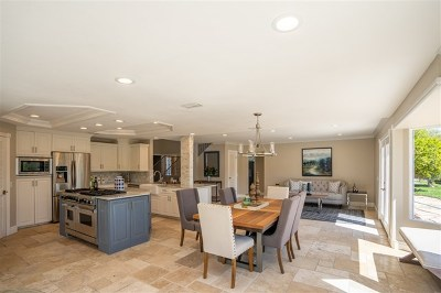 Rancho Santa Fe Single Family Home For Sale: 16108 Via Madera Circa W