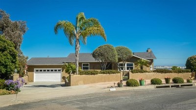San Diego Single Family Home For Sale: 1555 Clove St