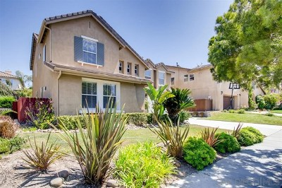 San Diego Single Family Home For Sale: 9886 Fox Valley Way