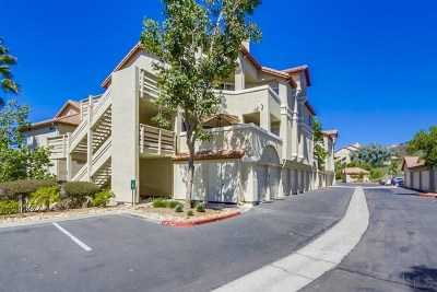 San Diego Condo/Townhouse For Sale: 11135 Affinity Ct #17