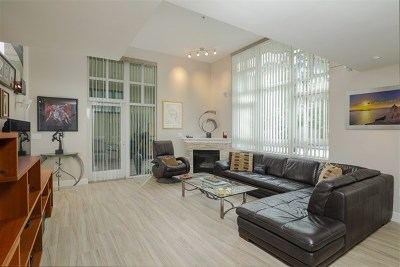 San Diego Condo/Townhouse For Sale: 531 Front St