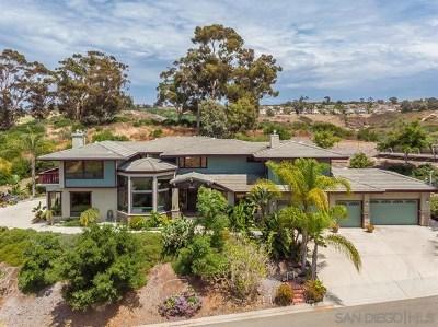 Chula Vista Single Family Home For Sale: 3333 Randy Lane