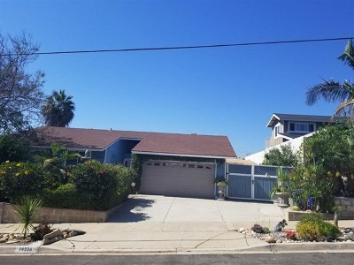 Poway Single Family Home For Sale: 14338 High Pine St