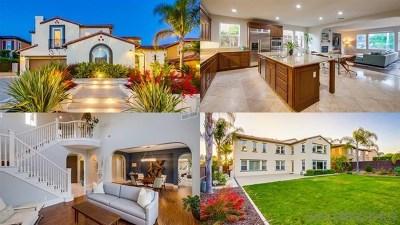 Oceanside Single Family Home For Sale: 1108 Championship Rd