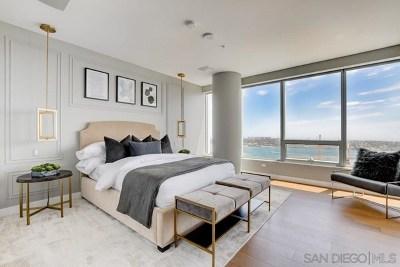 San Diego Condo/Townhouse For Sale: 888 W E #3602
