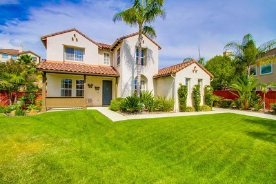 San Marcos Single Family Home For Sale: 321 Crownview Ct