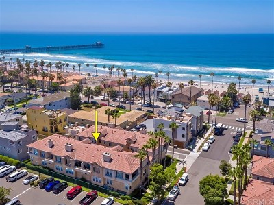 Oceanside Condo/Townhouse For Sale: 275 Neptune Way