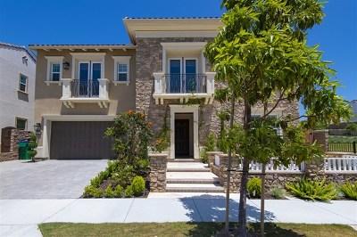 Carlsbad Single Family Home For Sale: 4712 Kentner Court