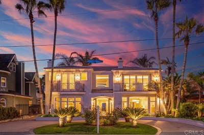 Carlsbad Single Family Home For Sale: 5430 Carlsbad