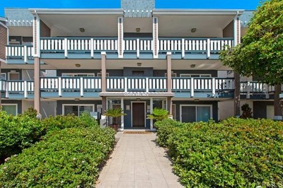 Del Mar Condo/Townhouse For Sale: 2715 Camino Del Mar
