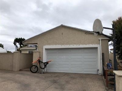 Chula Vista Single Family Home Active Under Contract: 198 Corte Helena Ave