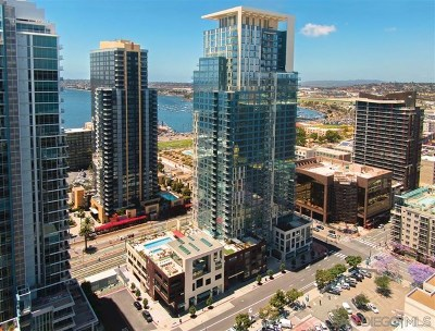 San Diego Condo/Townhouse For Sale: 1388 Kettner Blvd. #3603