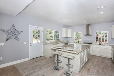 Poway Single Family Home For Sale: 14374 Poway Rd
