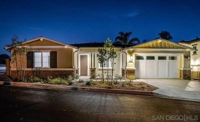 Encinitas Single Family Home For Sale: 1145 Laurel Cove Ln
