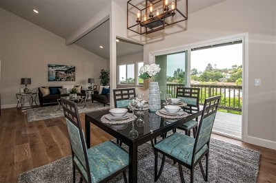 Oceanside Condo/Townhouse For Sale: 1973 Seawind Way