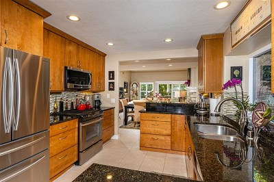 Oceanside Single Family Home For Sale: 4907 Galicia Way