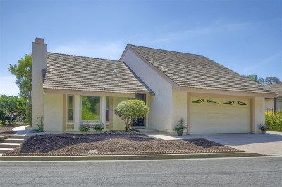 Oceanside Single Family Home For Sale: 2002 Trevino Ave