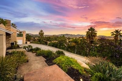 El Cajon Single Family Home For Sale: 11630 Shadowglen Rd
