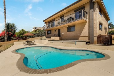 Escondido Single Family Home For Sale: 321 Cypress Crest Ter