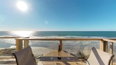 Solana Beach Condo/Townhouse For Sale: 567 S Sierra Ave #73