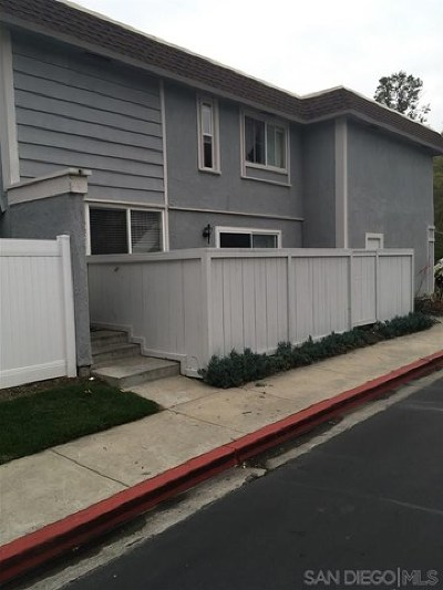 Mission Viejo Condo/Townhouse For Sale: 25935 Via Pera #A2
