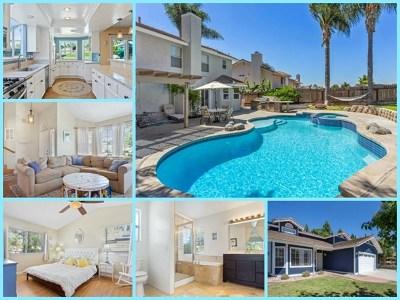 Oceanside Single Family Home For Sale: 5267 Hubbert St