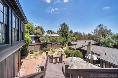 El Cajon Single Family Home For Sale: 1352 Pine