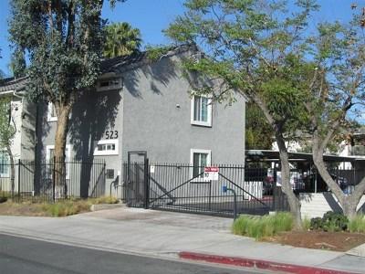 El Cajon Condo/Townhouse For Sale: 523 Graves Ave #206