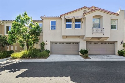San Marcos Condo/Townhouse For Sale: 2227 Granby Way