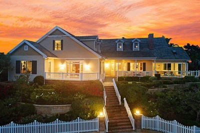 Carlsbad Single Family Home For Sale: 4410 Highland Dr