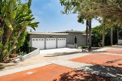Oceanside Single Family Home For Sale: 130 Lotus Street
